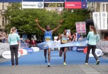 Wimpernschlagfinale beim Prag-Marathon