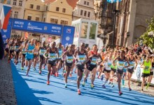 Äthiopier in Prag favorisiert