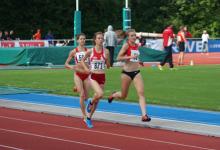 Hanna Klein lief WM-Norm über 5000 m