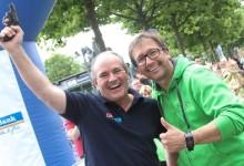 Kölner Altstadtlauf: Titelsponsor spendabel