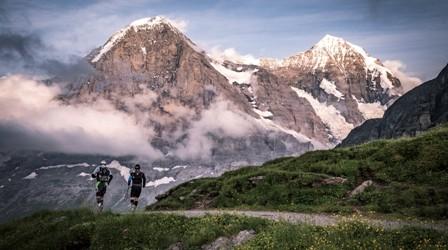 Viele Streckenrekorde am Fuss der Eiger Nordwand