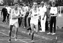 Lauflegende Harald Norpoth feierte 75. Geburtstag
