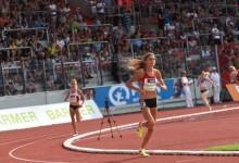 Konstanze Klosterhalfen läuft 3.000 m-Rekord
