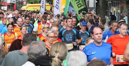 Bergheimer sehen Streckenrekorde in der Kreisstadt