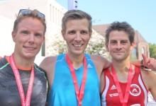 Bochumer Halbmarathon endete mit knapper Spurtentscheidung