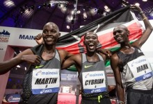 Titelverteidiger Mark Korir startet beim Mainova Frankfurt Marathon