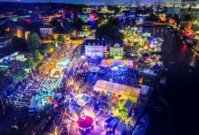 5. Nacht der Lichter – Wieder leuchtende Kulisse im Binnenhafen!