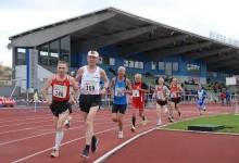 Europarekord M80: Klemens Wittig nicht zu stoppen