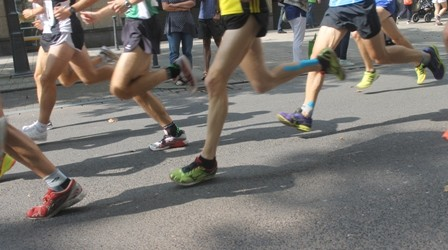 Olympia 5. Volha Mazuronak startet beim METRO Marathon Düsseldorf