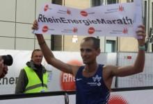 "Hendrik Pfeiffer läuft ""EM-Quali"" in Köln"