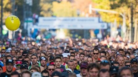 Mainova Frankfurt Marathon: Zwischen Vaterfreuden und Marathonvorfreude