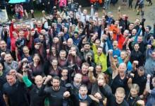 3.000 Wikinger gingen steil!