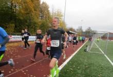 18. Steverlauf in Senden mit Teilnehmerplus