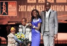 Eliud Kipchoge und Mary Keitany Marathonläufer des Jahres