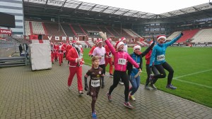 Millerntorstadion (St. Pauli X-Mass-Run No. 7)