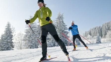 Skilanglauf: Alternativtraining im Winter