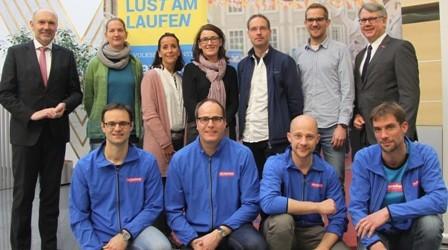 Volksbank-Münster-Marathon in aller Munde