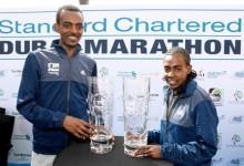 Tamirat Tola bereit für ein großes Rennen in Dubai