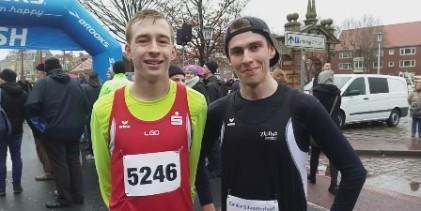 Emden: Rekordlauf mit zwei Siegern