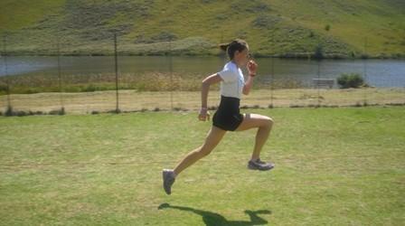 Auch Gymnastik – Sprünge – Kraft machen schneller
