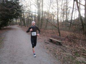 Hauptlaufsieger Lars Meier (ohne Verein) brauchte 33:03min für 9,7km