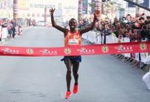 Fancy Chemutai verpasst Weltrekord in RAK um eine Sekunde