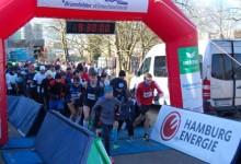 28. Bramfelder Winterlaufserie: Sonne, eisiger Wind und drei HH-Meister am Start