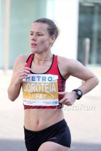 Doroteia Alves Peixoto 2017 beim Dusseldorf Marathon