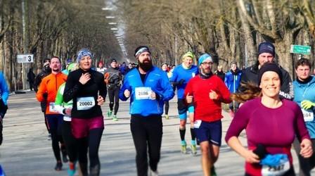 VCM-Winterlaufserie läuft Richtung Frühling
